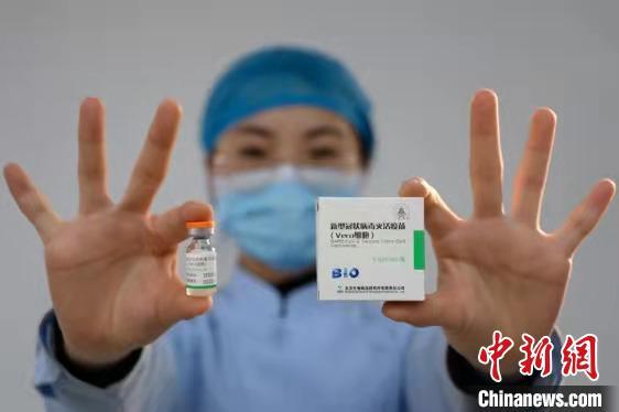 山西全力推進新冠病毒疫苗接種工作。 韋亮 攝