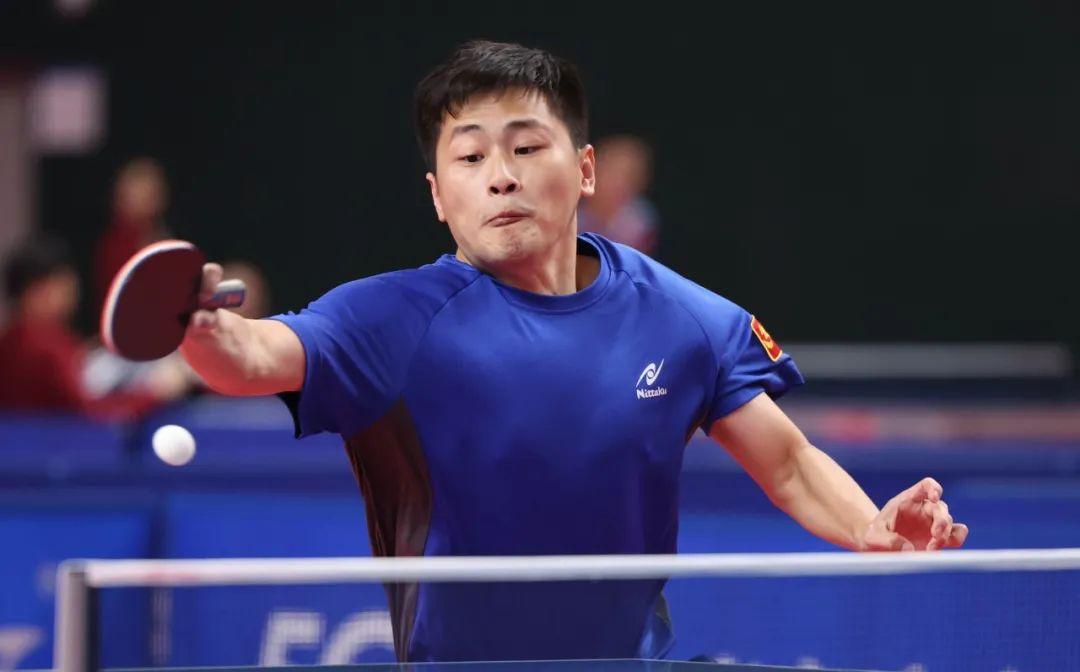 全运会资格赛陈熠遭遇苦战 郑培锋张超单打出局