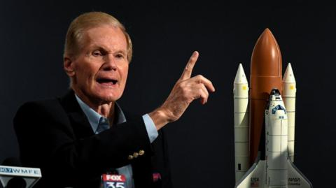 纳尔逊被提名任NASA新局长 曾乘哥伦比亚号前往太空