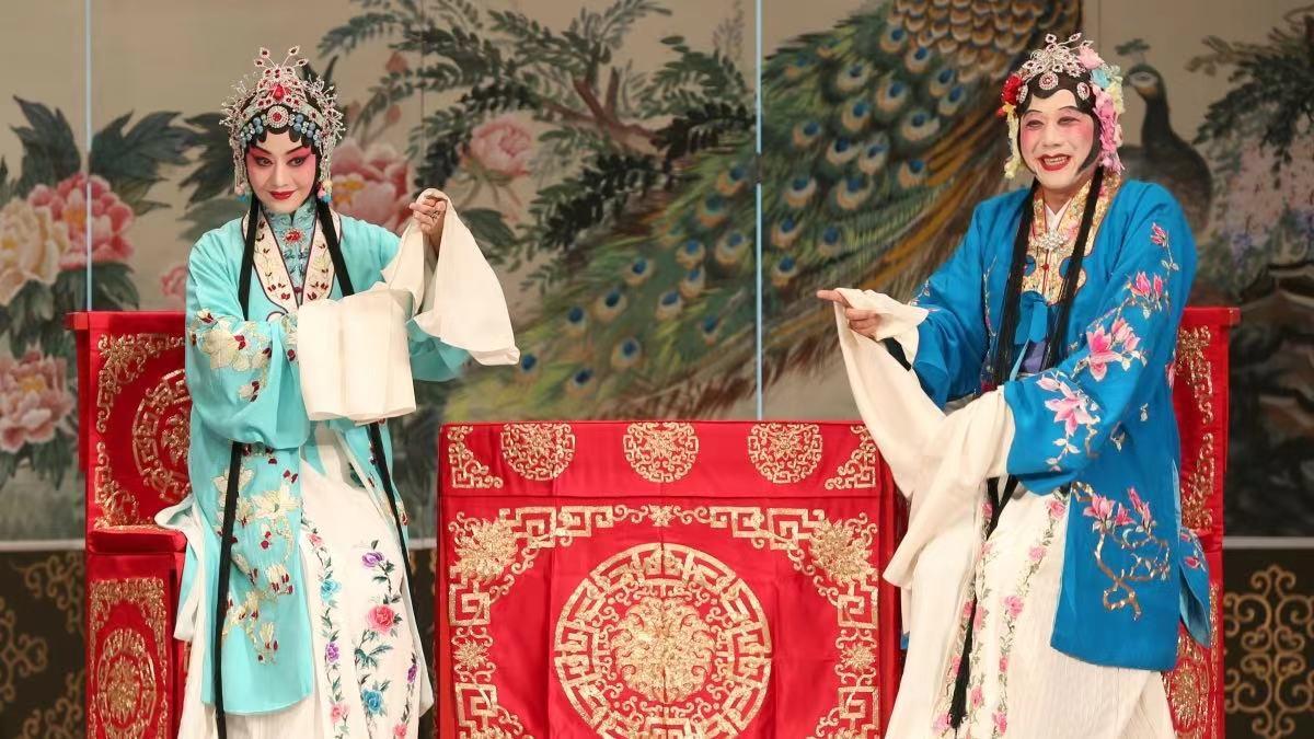 李胜素于魁智率国家京剧院众名家三年后再聚上海