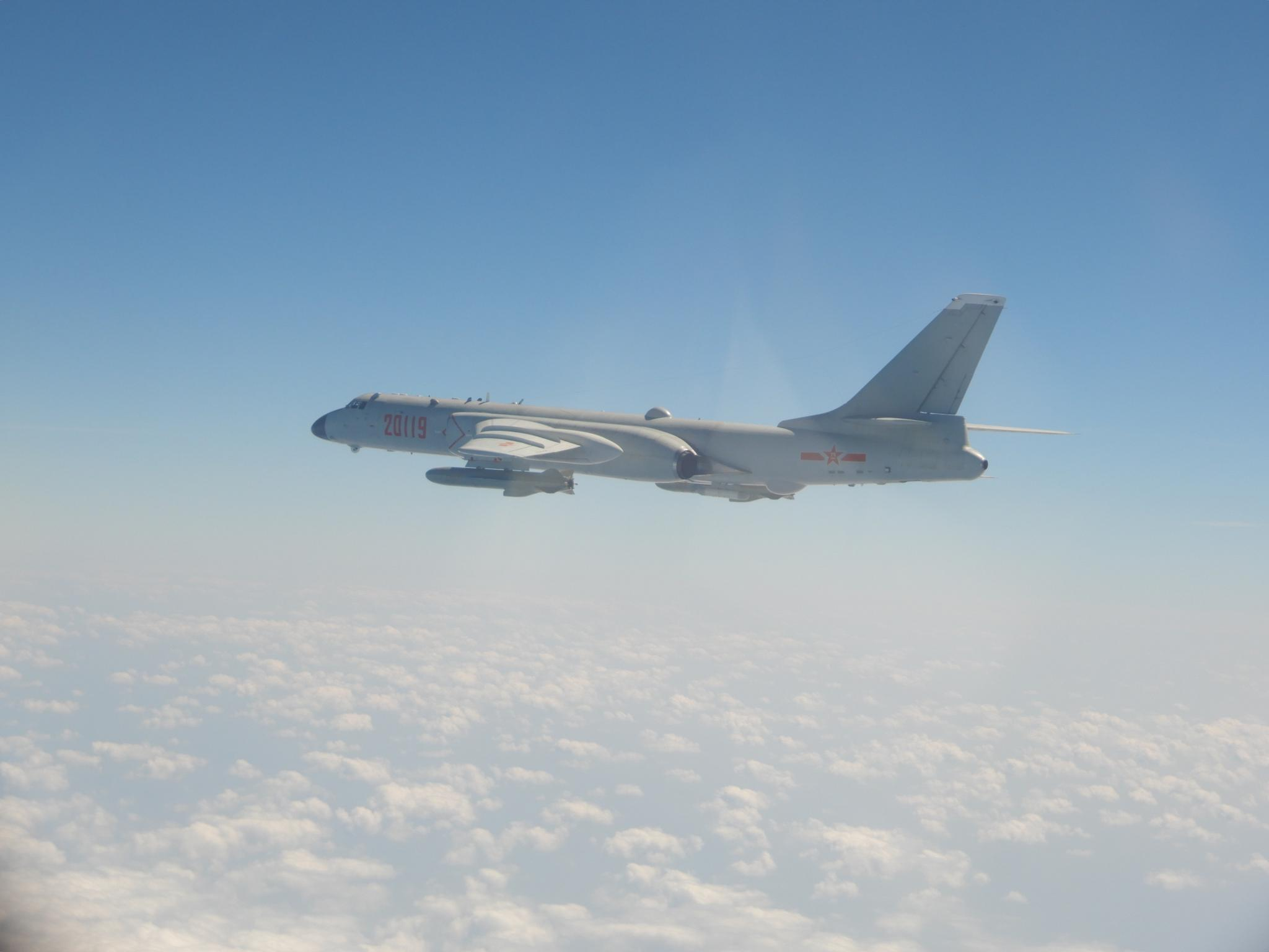 台军声称战机升空应对大陆军机 却未拍下任何照片图片
