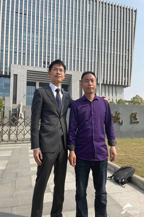 """直击""""申聪被拐案""""丨第一被告人张维平当庭撤回上诉 申军良:不接受嫌疑人的道歉"""