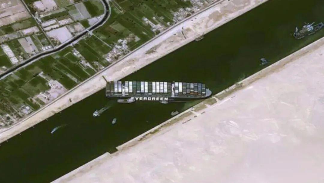 苏伊士运河巨轮脱困失败!油价、铝价、海运价疯涨