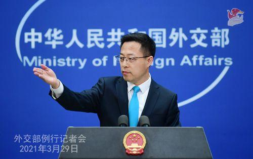 外交部就中伊全面合作计划、新疆棉花话题等答问图片