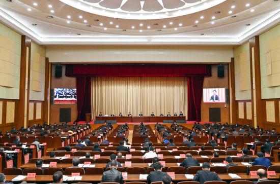 景俊海出席吉林省全面推进乡村振兴工作会议