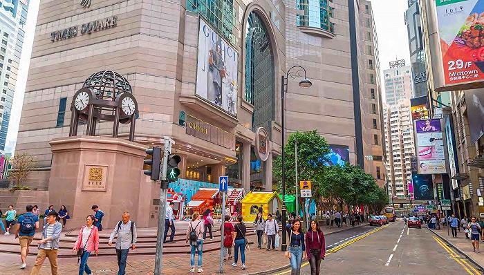 LV、FENDI双双关店 撤出租金全球最贵的香港铜锣湾