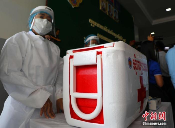 柬埔寨:柬埔寨新冠疫情社区传播蔓延 官方感谢中国疫苗