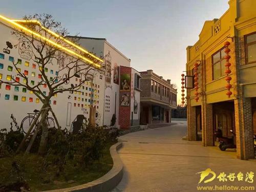 江西首个台湾民俗文化风情主题乐园将于5月开园