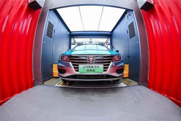 换电模式成新能源车未来发展方向?电动卡车前景广阔