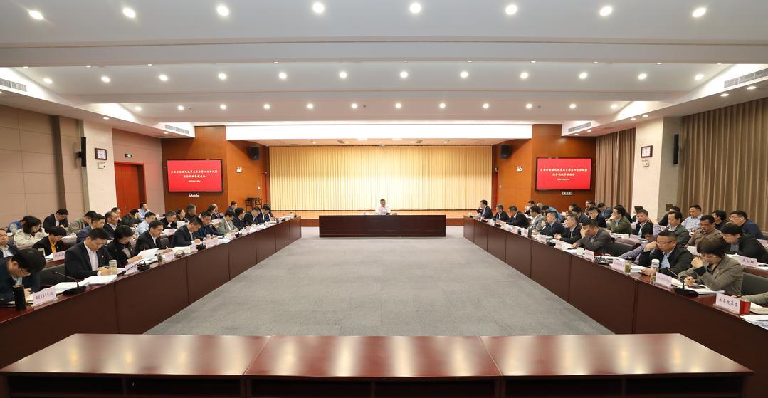 南湖区委书记朱苗:坚决打赢数字化改革攻坚战