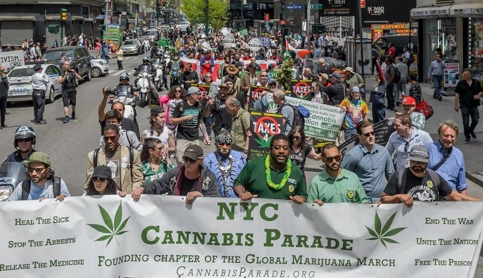美国纽约州通过大麻合法化法案,将征收13%销售税