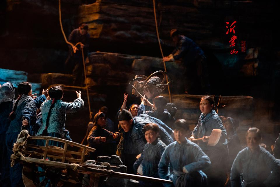 民族歌剧《沂蒙山》3月5日亮相国家级云端艺术盛宴,将全国巡演