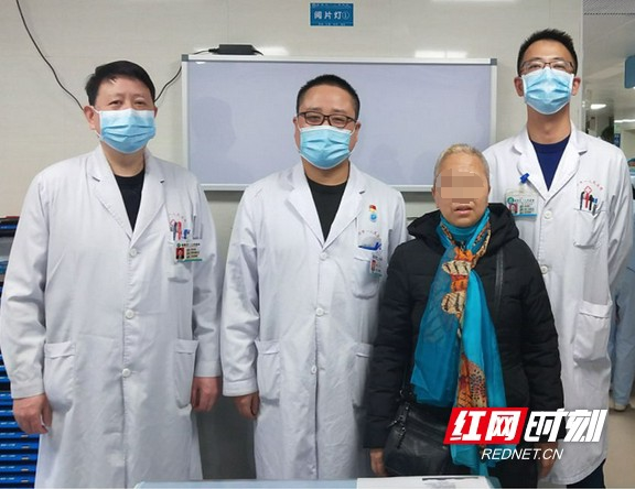 """再战""""烟雾病"""" 岳阳市一人民医院神经外科拨开""""层层迷雾"""""""