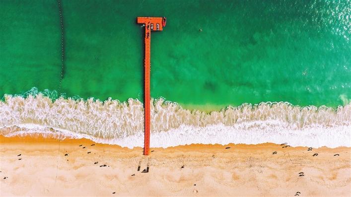 深圳鼓励建设人工沙滩