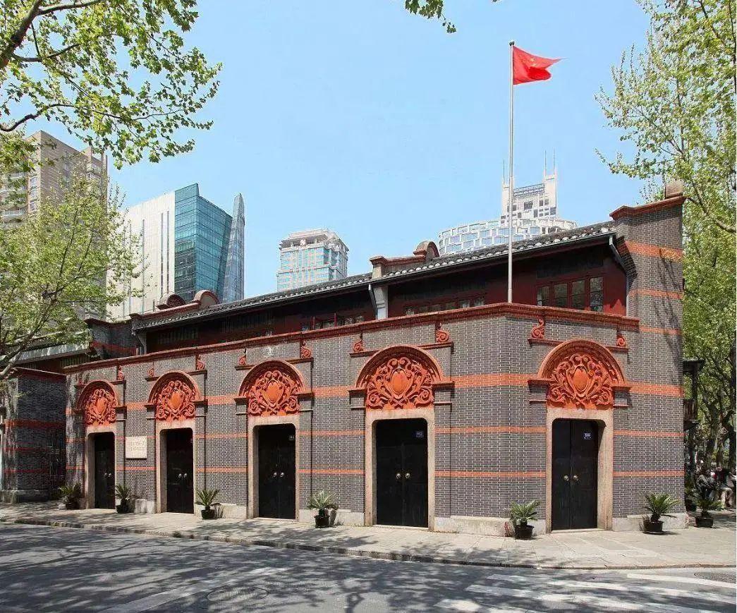 党史学习 | 中国共产党第一次全国代表大会图片