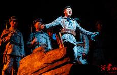 《沂蒙山》3月5日亮相国家级云端艺术盛宴,该剧将启动全国巡演