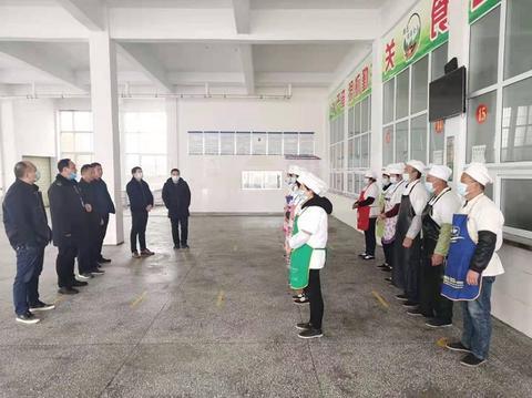 河南驻马店市西平县市场监督管理局开展学校食品安全检查