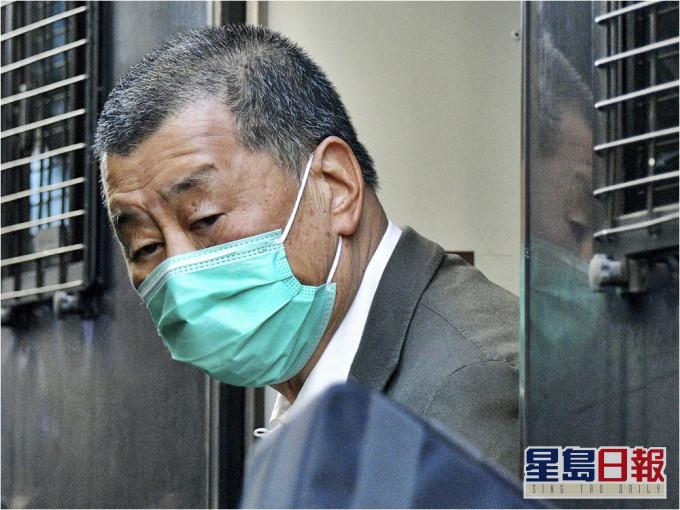 黎智英等人涉嫌串谋欺诈案 港警再拘捕一名61岁男子