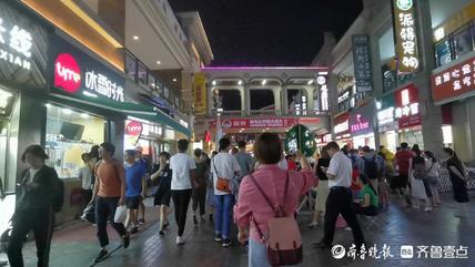 万达金街、峪悦里、孩儿街,济南高新区新获三条市级商业街区认定
