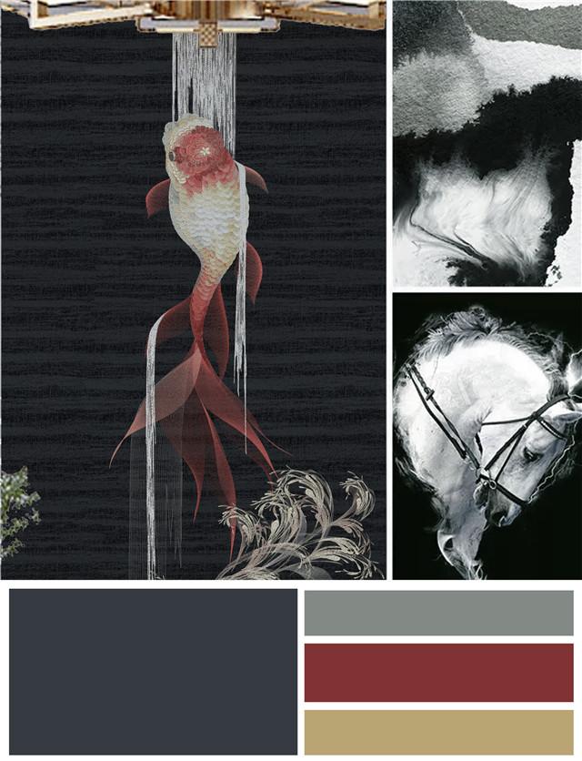 新浪精选:领绣——《鱼跃龙门》