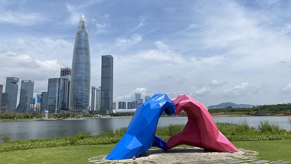 深圳鼓励建设人工沙滩 深圳湾和前海将率先实施