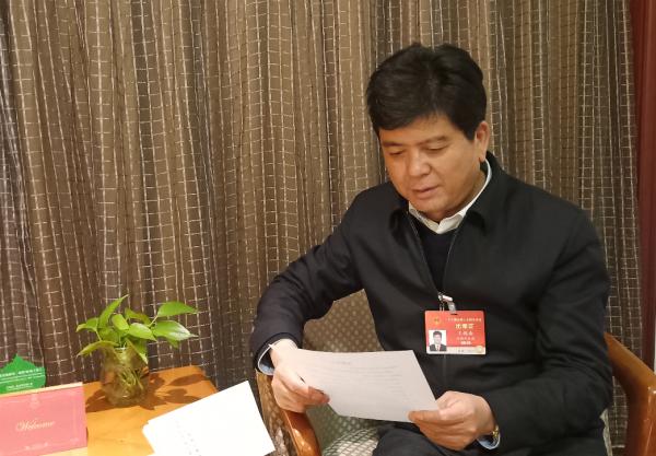 王绍南代表、严琦委员:涉案财产快速返还,让扶贫财物尽早济困