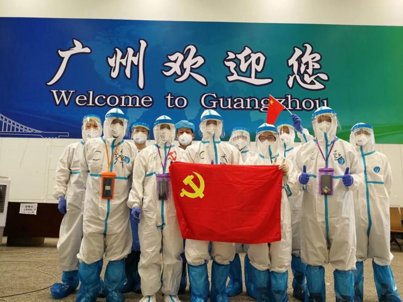 除了首创机器人配送,广州市入境人员疫情防控还有很多猛招!