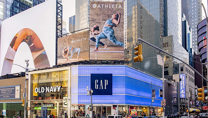 """为从""""历史最难年""""中复苏 Gap集团将再关100家店"""