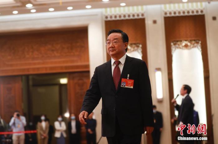 唐仁健:我们完全能端牢中国人的饭碗图片