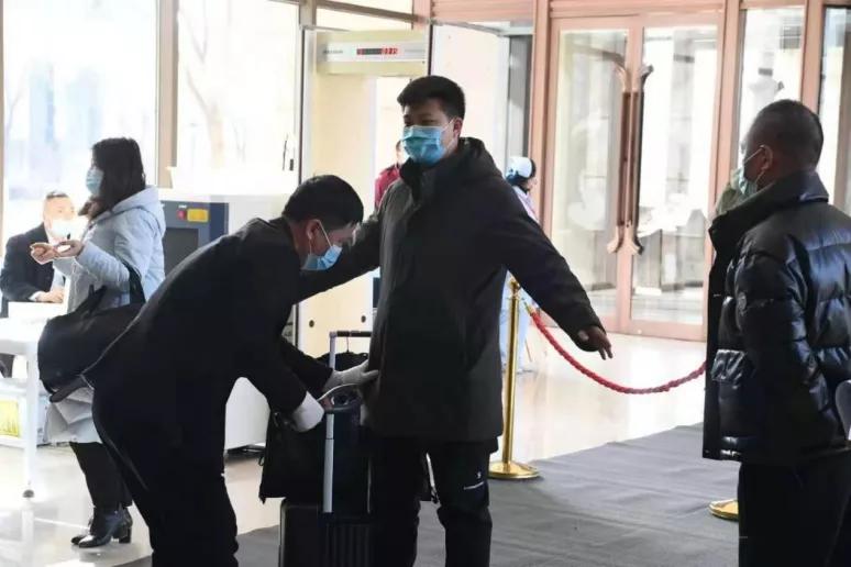 """银川市保安服务有限公司圆满完成2021银川""""两会""""安检工作"""