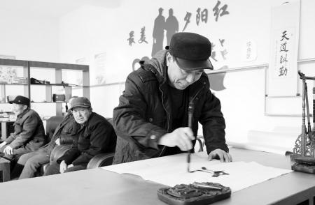广灵县兴建农村老年人日间照料中心