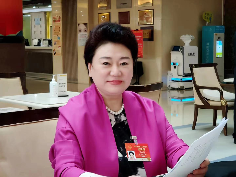 山东艺术学院副院长、山东省音乐家协会主席刘晓静
