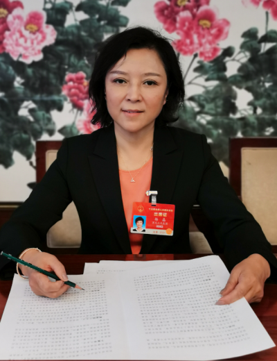 杨晶、周文涛代表:强化源头治理,依法惩治非法集资犯罪图片