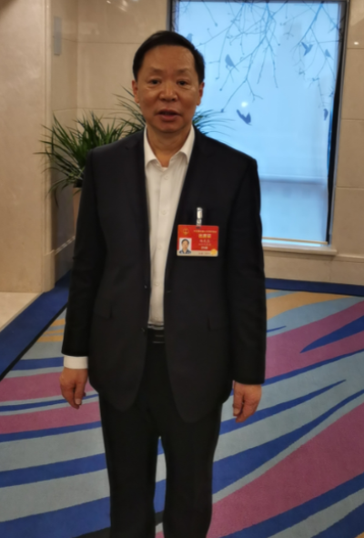 杨先农代表:希望特教学校对残障儿童做到应收尽收图片