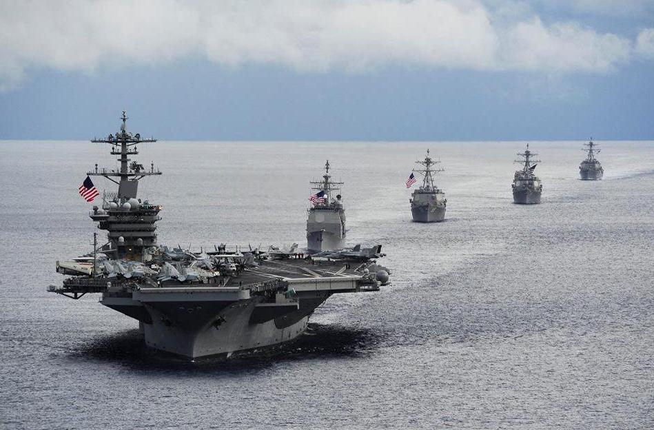 """美军申请巨额""""威慑资金"""",寻求印太军事优势"""