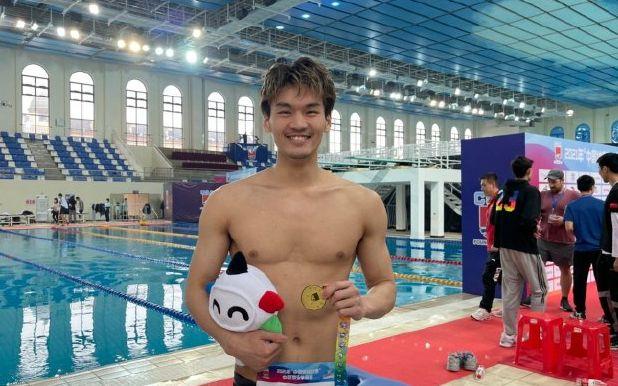 中国游泳争霸赛落幕,徐嘉余出战男女混接夺冠