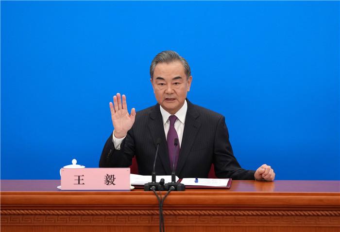 王毅就缅甸局势提出中方三点主张