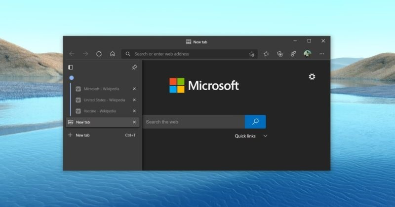 微软:Win10 Edge 浏览器启动加载最高提速 41%