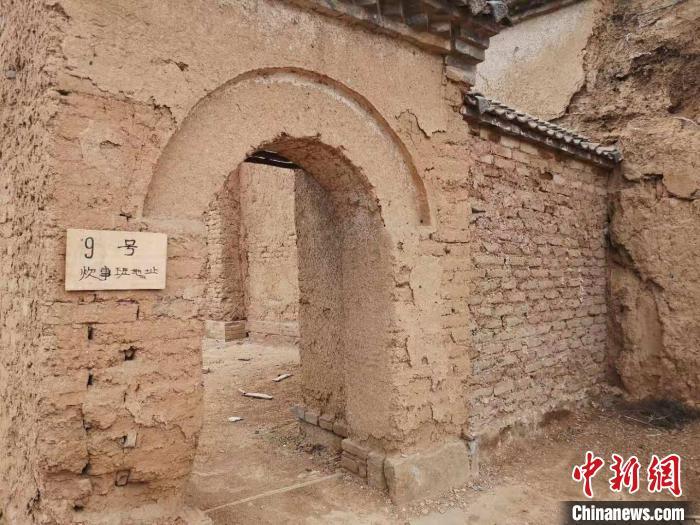 石圪垤村被纳入以八路军总司令部王家峪旧址为核心的革命文物保护利用核心片区。 范丽芳 摄