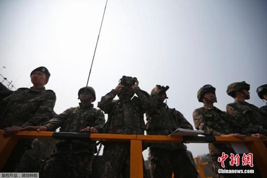 韩美春季联合军演规模缩减 或影响作战指挥权移交?
