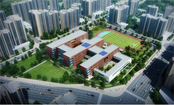 """北京十一学校""""进驻""""石景山 最新建设情况披露!"""