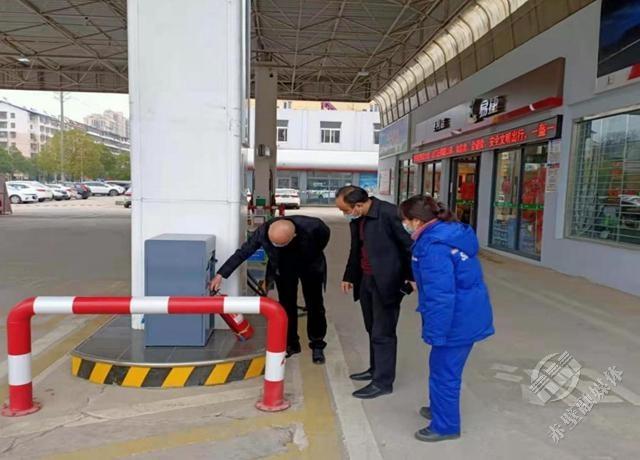 赤壁市商务局开展安全生产专项整治