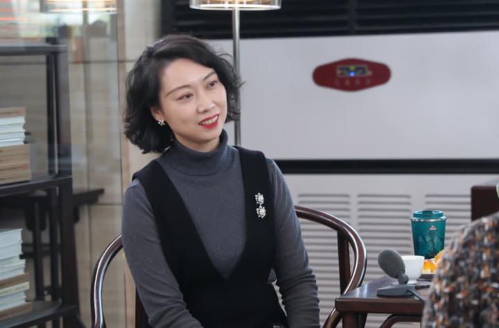 逐梦芳华|山东女子学院教师、作家叶萱:掌握主动权才有成就感