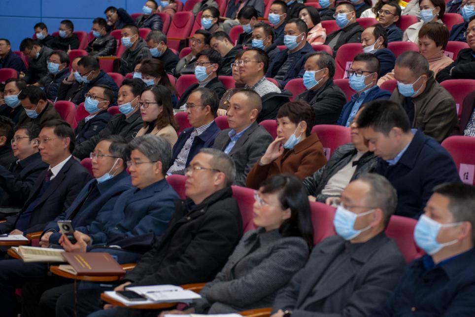 四川文理学院开展党史学习教育并举办首场专题讲座