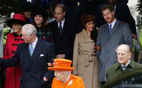 美媒:哈里王子之妻梅根大谈为什么想自杀 被王室鄙视孩子当不了公主王子