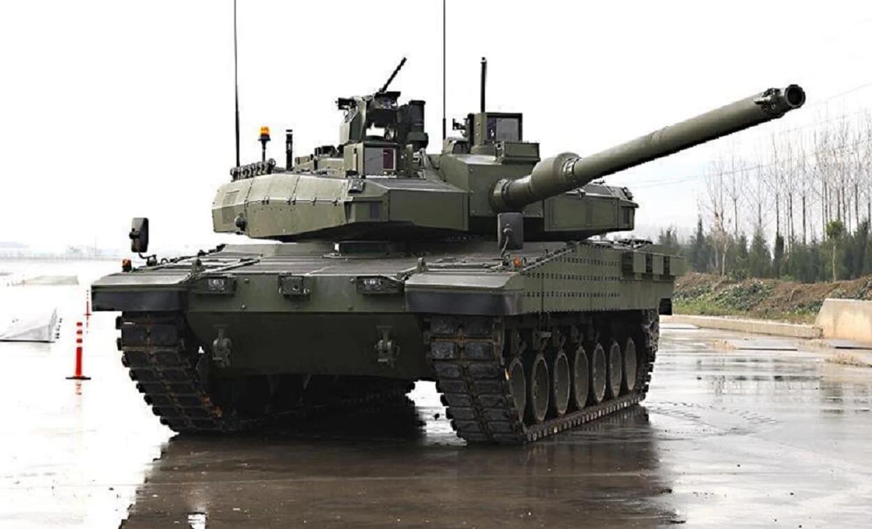 土耳其国产坦克将配韩动力系统,美媒:韩坦克曾因动力问题出岔子