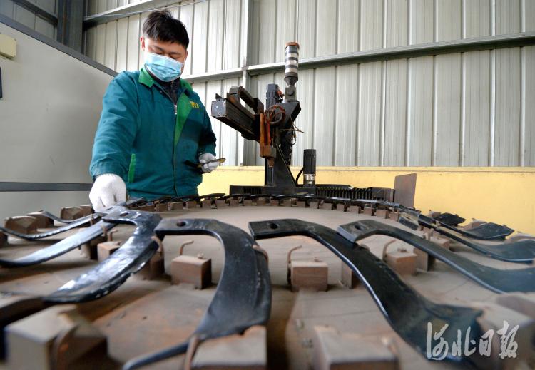 河北大城:传统产业走上创新快车道