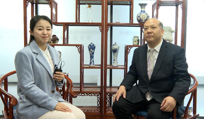 和禾和电梯《直击上海滩》专访报道节目在上海电视台生活时尚频道顺利播出