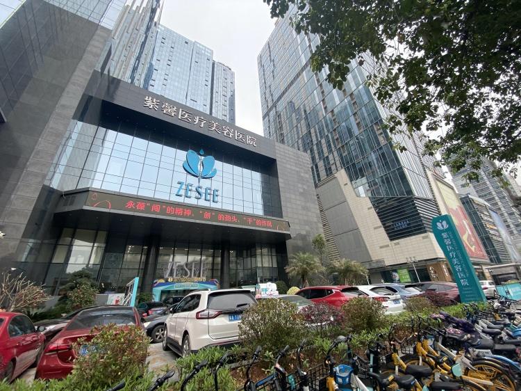 """你公司附近总有一家整容机构?沿袭韩国模式,广州、成都CBD出现""""医美街"""""""