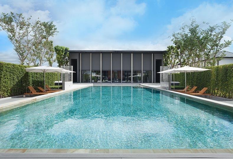诺博出品,曼谷首个对海外开放的别墅项目【诺博桦园】,仅140万人民币起